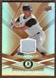 2009  Upper Deck Spectrum Gold Jersey #32 Matt Holliday Jersey /99