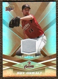 2009  Upper Deck Spectrum Gold Jersey #42 Roy Oswalt Jersey /99