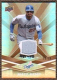 2009  Upper Deck Spectrum Gold Jersey #52 Matt Kemp Jersey /99
