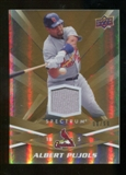 2009 Upper Deck Spectrum Gold Jersey #87 Albert Pujols /99