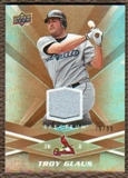 2009 Upper Deck Spectrum Gold Jersey #88 Troy Glaus /99