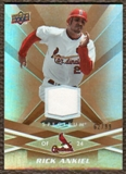 2009 Upper Deck Spectrum Gold Jersey #89 Rick Ankiel /99