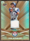 2009 Upper Deck Spectrum Gold Jersey #95 Ian Kinsler /99
