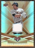 2009 Upper Deck Spectrum Gold Jersey #99 Ryan Zimmerman /99
