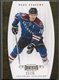 2011/12 Dominion #82 Paul Stastny Gold #23/25