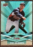 2009 Upper Deck Spectrum Turquoise #7 Tim Hudson /25