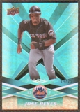 2009 Upper Deck Spectrum Turquoise #59 Jose Reyes /25