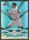 2009 Upper Deck Spectrum Turquoise #67 Jason Giambi /25