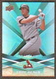 2009 Upper Deck Spectrum Turquoise #88 Troy Glaus /25