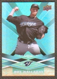 2009 Upper Deck Spectrum Turquoise #97 Roy Halladay /25