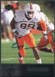 2011 Upper Deck College Legends Autographs #91 Leonard Hankerson RC Autograph