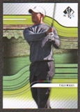 2012 Upper Deck SP Authentic #1 Tiger Woods