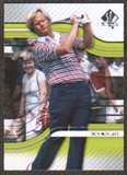 2012 Upper Deck SP Authentic #2 Jack Nicklaus