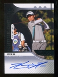 2012 Upper Deck SP Authentic #106 Kevin Na Autograph /699