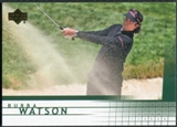 2012 Upper Deck SP Game Used Retro Rookies #R3 Bubba Watson