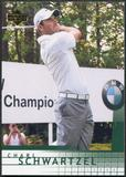 2012 Upper Deck SP Game Used Retro Rookies #R4 Charl Schwartzel