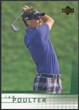 2012 Upper Deck SP Game Used Retro Rookies #R9 Ian Poulter