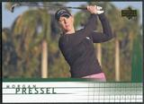 2012 Upper Deck SP Game Used Retro Rookies #R29 Morgan Pressel