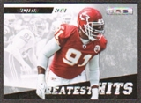 2012 Panini Rookies and Stars Longevity Greatest Hits #24 Tamba Hali