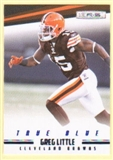 2012 Panini Rookies and Stars True Blue #36 Greg Little