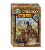 Carcassonne: Gold Rush Board Game
