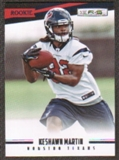 2012 Panini Rookies and Stars #183 Keshawn Martin