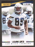 2012 Panini Rookies and Stars #186 Ladarius Green