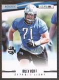 2012 Panini Rookies and Stars #202 Riley Reiff