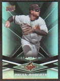 2009 Upper Deck Spectrum Black #9 Brian Roberts /50