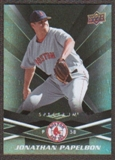 2009 Upper Deck Spectrum Black #15 Jonathan Papelbon /50