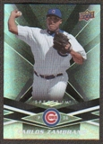 2009 Upper Deck Spectrum Black #20 Carlos Zambrano /50