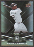 2009 Upper Deck Spectrum Black #38 Hanley Ramirez /50