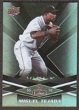 2009 Upper Deck Spectrum Black #43 Miguel Tejada /50
