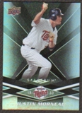2009 Upper Deck Spectrum Black #58 Justin Morneau /50