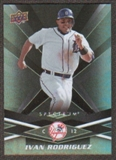 2009 Upper Deck Spectrum Black #63 Ivan Rodriguez /50