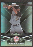 2009 Upper Deck Spectrum Black #70 Xavier Nady /50