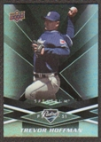 2009 Upper Deck Spectrum Black #81 Trevor Hoffman /50