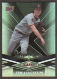 2009 Upper Deck Spectrum Black #82 Tim Lincecum /50