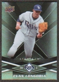 2009 Upper Deck Spectrum Black #91 Evan Longoria /50