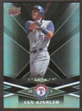 2009 Upper Deck Spectrum Black #95 Ian Kinsler /50