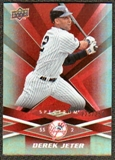 2009  Upper Deck Spectrum Red #65 Derek Jeter /250