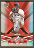 2009  Upper Deck Spectrum Red #79 Greg Maddux /250