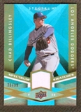 2009 Upper Deck Spectrum Spectrum Swatches Light Blue #SSBI Chad Billingsley /99