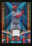 2009 Upper Deck Spectrum Spectrum Swatches Light Blue #SSGR Ken Griffey Jr. /99