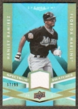 2009 Upper Deck Spectrum Spectrum Swatches Light Blue #SSHR Hanley Ramirez /99