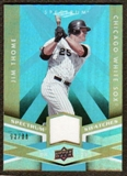 2009 Upper Deck Spectrum Spectrum Swatches Light Blue #SSJT Jim Thome /99
