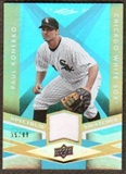 2009 Upper Deck Spectrum Spectrum Swatches Light Blue #SSPK Paul Konerko /99