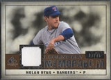 2008 SP Legendary Cuts #NR Nolan Ryan Legendary Memorabilia Jersey #07/75