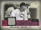 2008 SP Legendary Cuts #BF Bob Feller Legendary Memorabilia Jersey #03/35