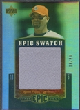 2006 Upper Deck Epic #AP Albert Pujols Epic Swatch Jersey #18/50